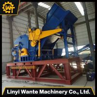 Insulated copper cable wire recycling machine, copper & aluminium wire shredder and sorting machine, copper recovery system