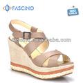 moda venda quente baratos senhora casual sandália 2014