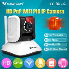 Trade Assurance Supplier VStarcam dubai wholesale market PIR Sensor 1080p hd ip security camera
