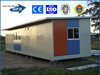 2 bedroom light steel prefabricated houses/mobile high quality prefab homes / office building