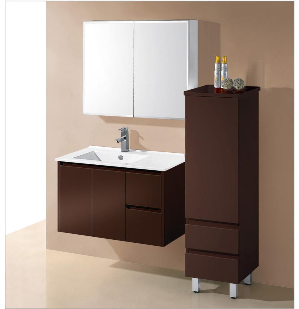 Projetos fairmont aberto prateleira modular moderna vaidade do banheiroID d -> Armario Banheiro Modular