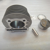 Chinese factory wholesale GY6 139QMB Engine Cylinder kit 50cc