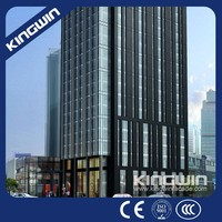 Innovative Facade design and engineering - Point-fixing Glass Curtain Wall