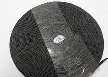 GT2 timing belt 6mm width rubber with glass fibre material