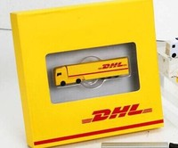 Best promotion gift custom shape PVC car/truck/container/train usb flash drive with free color