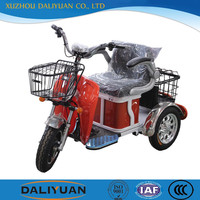 disabled motorized tricycles pedal adult electric for elder