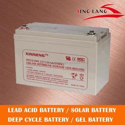 Gel battery 12v 120ah for sorlar panel solar energy