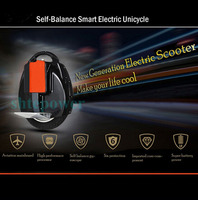 Easy rider smart electric self balance adult kick scooter with single wheel