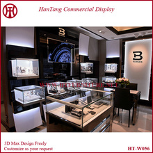 Modern style fashionable watch bands display cabinet for sale made in China