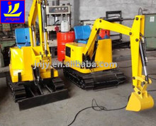 best sell cheap small excavator,game machine 360 degree excavator can move