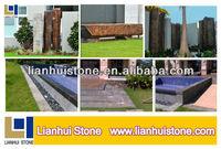 envionmentally friendly basalt columns sale (hainan black ,grey)