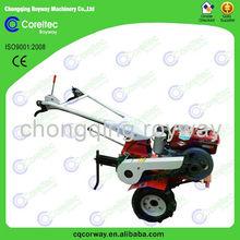 Cultivateur agricole type diesel moteur max 12hp mini jardin cultivateur