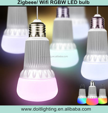 phone mobile remote control zigbee home automation system,Z-wave led lighting bulb