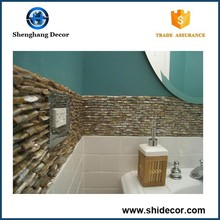High quality white pearl oyster shell mosaic plate,tile wall mosaic white
