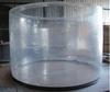 Plexiglass cast tube