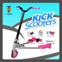 outdoor toy scooter 3 Wheel, Trike Scooter, Kick small bike for Kids Baby Carrier JB315 EN71/14619 APPROVED OEM acceptable