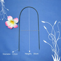 High- quality and Cheap U Shape Bamboo Flower Sick