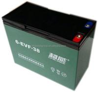 Chilwee MF Silicone gel battery 12V35AH/2HR High Power for Electric Rickshaw
