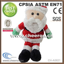 Plush Santa Claus Stuffed Christmas Decoration Toy