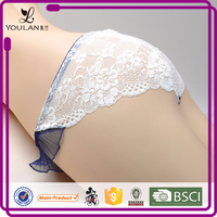 Made in China Beautiful Young Lady Spandex Panty Line