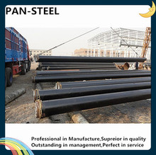 black carbon steel pipe 20# seamless steel pipe