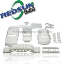 High polish surface prototypes/Mirror polish ABS rapid prototypes service/SLA SLS 3D printing service