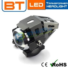 China manufactureLed Extra Headlight Motorcycle /Projector Headlight For Motorcycles