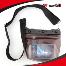 IPX8 Universal Waterproof Cell Phone Bag, Carry Your Digital Camera, Phone, Wallet and Keys around Water with No Worries