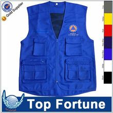 Provide OEM service hunting fishing vest