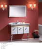 High quality classic stainless steel bathroom cabinet 6614
