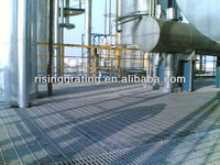 walkway drainage channel ASTM A36/1011/SS400 steel grating