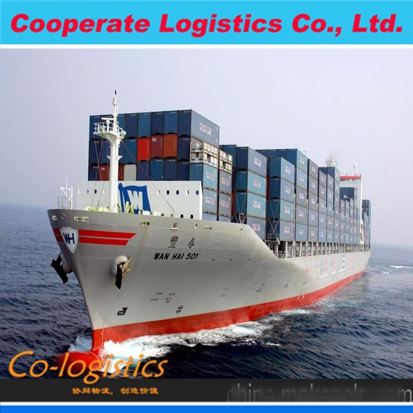 What does a sea container cost shipping