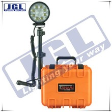 rechargeable RLS-24W outdoor rescue lighting system led industrial light