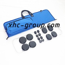 Flexible and multifunction hot stone massage heater for women