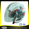 Hot selling DOT approved open face motorcycle helmet factory