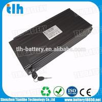 High power electric bike battery 48v 15ah lithium battery