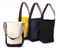New arrival Top designer canvas cotton cloth shopping bag