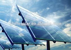 High efficiency solar cells new design 220w solar panel