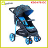 New en1888 luxury design travel system steel frame multi-function baby stroller 3 in 1