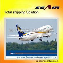 Door to door delivery service from China to El Salvador---SEA&AIR