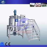 300L Electric Heating Shampoo Homogenizer Mixer