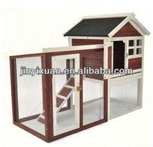 Attractive Rabbit Hutch with Stilt House design