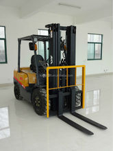 New Japanese Nissan K21 3.5ton gasoline forklift in good condition