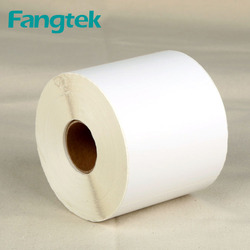 Adhesive lable sticker wholesale thermal label roll by 102*152mm