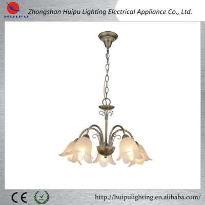 2015 hongkong fiera prodotto caldo eorupean catena stile lampade a sospensione