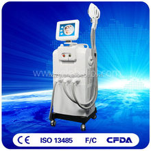 High quality hot sell 2015 best skin lifting ipl shr beauty