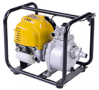 Gasoline Fuel Type 4 Stroke Single Cylinder Water Pump