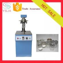 tin can sealing machine / tin can seamer
