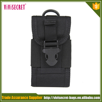2015 Professional Factory China For Custom Wholesale Black Mobile Phone Carry Bag