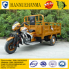 Water Cooled Engine Cargo Motor Tricycle made in China HX300ZH-H8